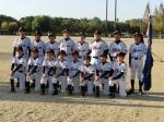 草津市学童軟式野球連盟結成記念大会兼草津ロータリークラブ杯の結果